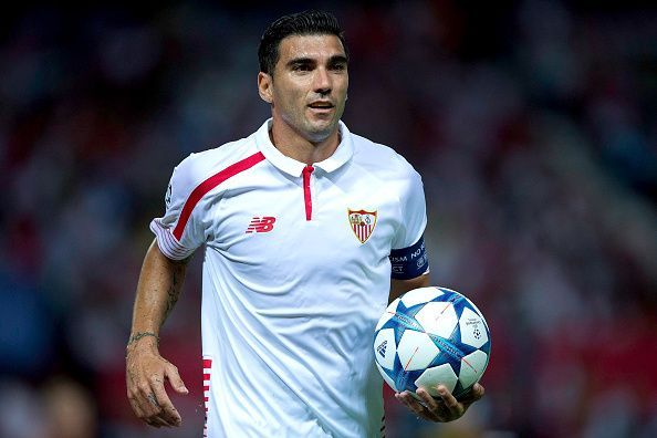 Former Sevilla star passed away in a car crash.