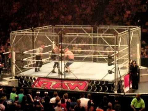 John Cena vs Undertaker vs Sheamus