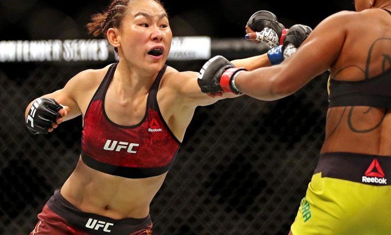 UFC 238 Exclusive: Pioneer Chinese UFC Fighter Yan Xiaonan talks