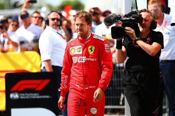 F1 Grand Prix of Canada saw Vettel being handed a five-second penalty