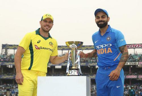 India will face Australia on Sunday
