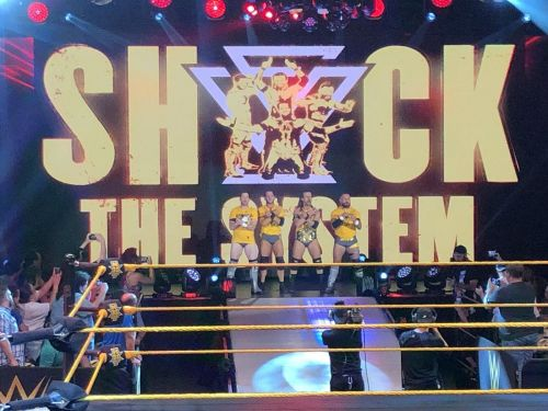 There were a number of interesting spoilers this week on NXT