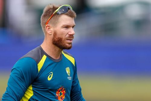 Warner has made a blistering comeback into the Australian squad