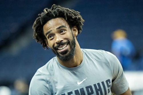 Mike Conley has spent his entire career with the Memphis Grizzlies