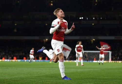 Emile Smith Rowe certainly has the skill and talent to step up to Arsenal's first team.