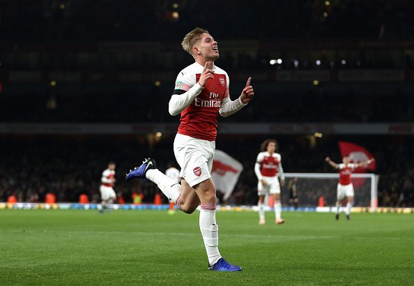 Emile Smith Rowe certainly has the skill and talent to step up to Arsenal