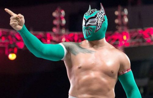 Sin Cara has been out since August 2018 and returned to action at Super ShowDown