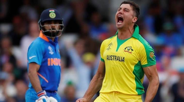 Stoinis in World Cup 2019