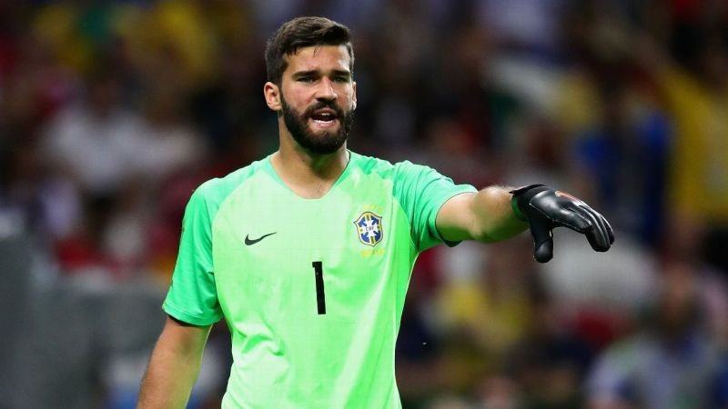 If Alisson replicates even an ounce of his club form, Brazil could go a long way