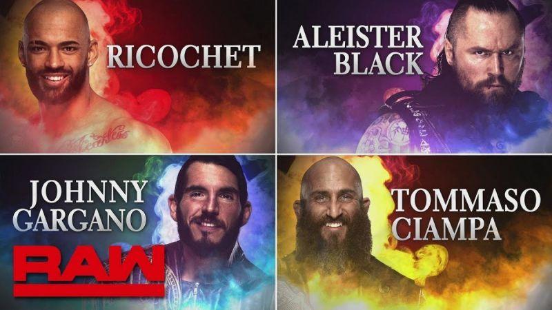 NXT सुपरस्टार्स को बुलाना