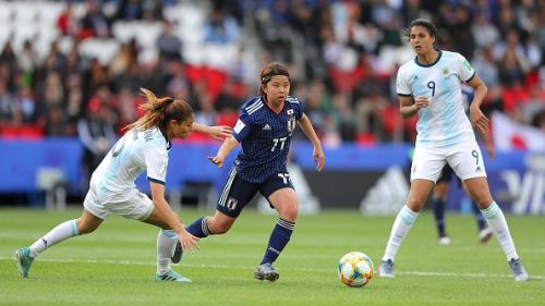 Argentina v Japan: Group D - 2019 FIFA Women's World Cup France
