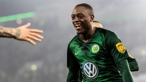 Roussillon has excelled at Wolfsburg after his summer switch and is already attracting interest abroad.