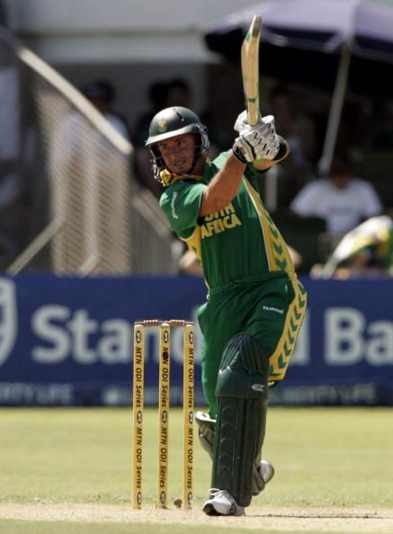 ODI - South Africa v West Indies
