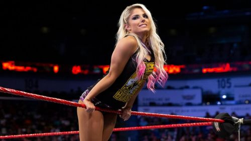 Alexa Bliss could be seen as the favorite heading into Stomping Grounds
