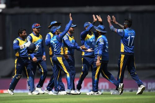Sri Lanka lost to Australia in their last match of ICC Cricket World Cup 2019
