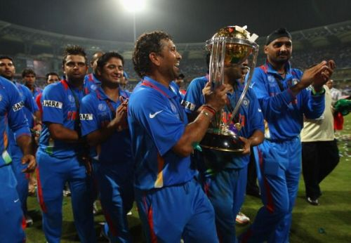 Team India dedicated the 2011 World Cup win to Sachin Tendulkar Yashpal Sharma