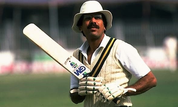 Zaheer Abbas played many glittering innings in the World Cup.