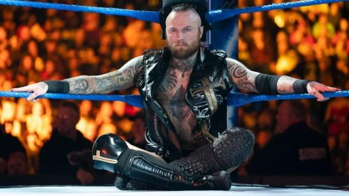 John Cena and Aleister Black will be a cryptic battle