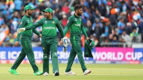 Pakistan still stand a chance to qualify for the last four