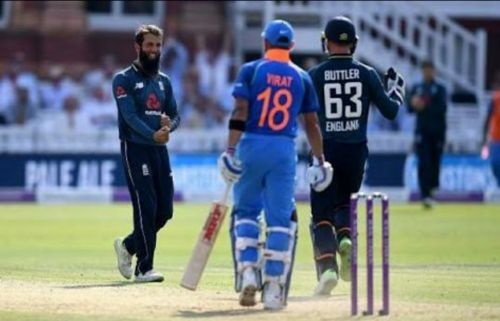Icc cricket world cup 2019 - England all rounder Moeen Ali says that his eyes to take Virat Kohli's wicket in Birmingham