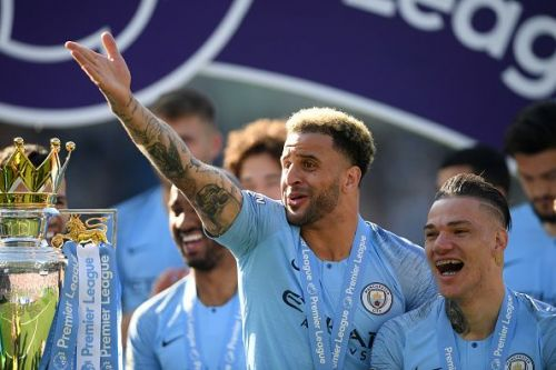Manchester City want a new right-back this summer