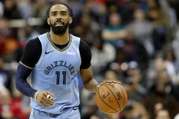 Mike Conley is expected to leave the Memphis Grizzlies