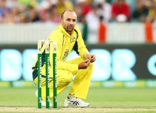 Nathan Lyon hasn't played a single game so far
