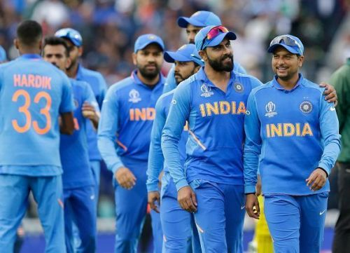 India's win over Australia was a comfortable one in the end
