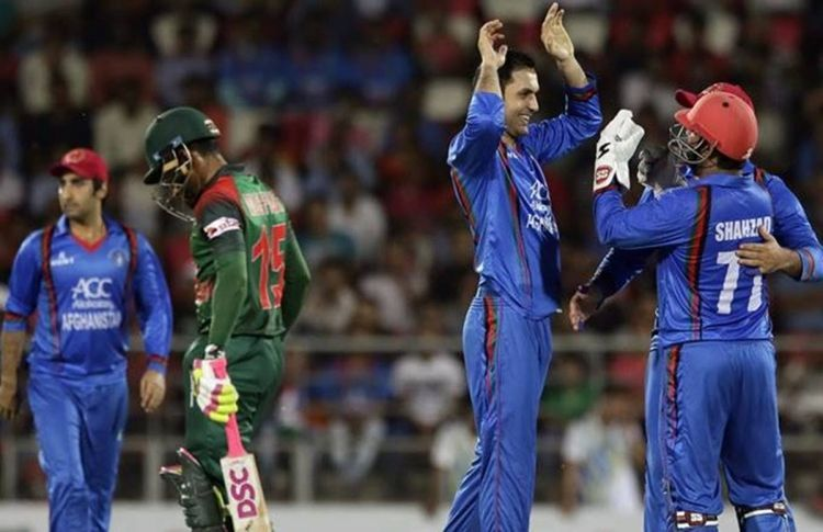 Afghanistan will look for a World Cup win under their belt.