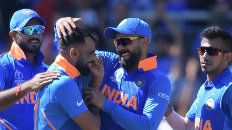 India were clinical against the West Indies