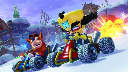 Crash Team Racing: Nitro-Fueled is a must buy for racing fans