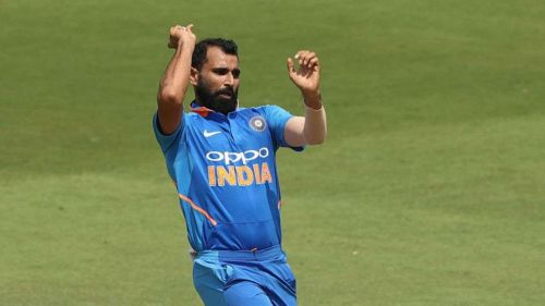 In Mohammed Shami, India has a ready replacement for Bhuvi