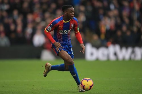 Crystal Palace want £65m for Aaron Wan-Bissaka