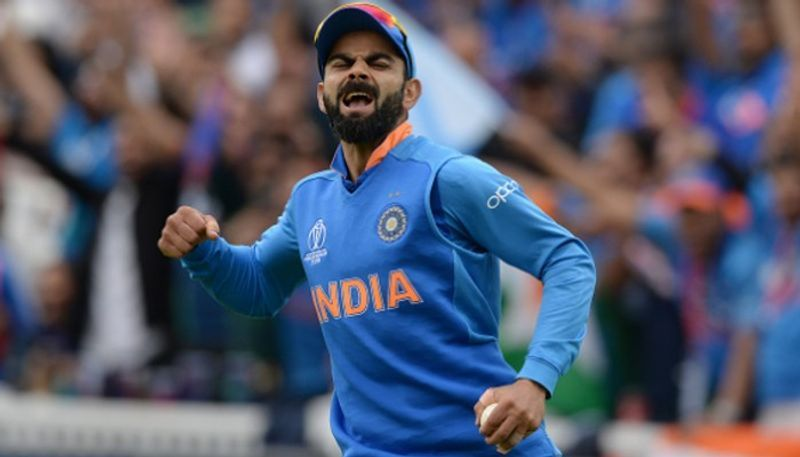 World Cup 2019 — India vs Pakistan