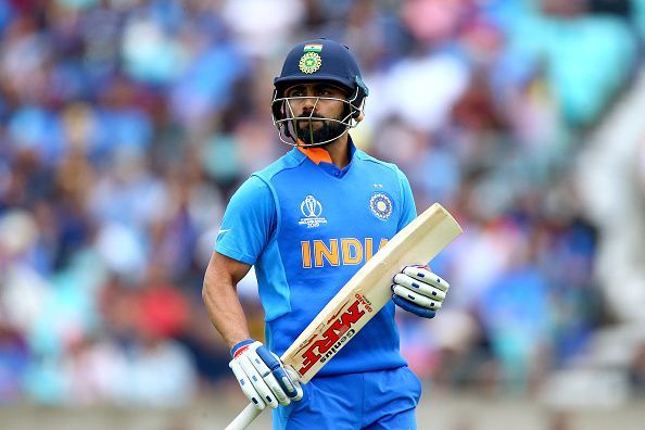 Virat Kohli despite his problems in England can never be told off