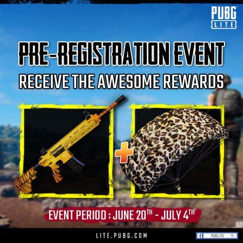 PUBG News: Pre-Registration Date for PUBG Lite in India