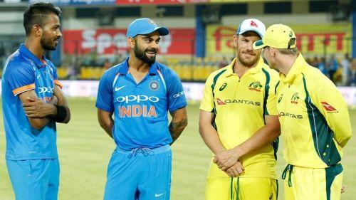 India set to take on Australia on June 9th