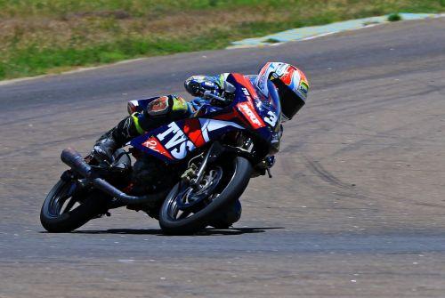Jagan Kumar - TVS Racing
