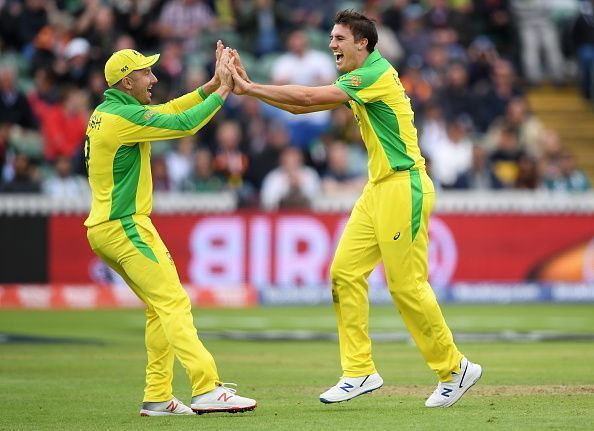 They have carried their excellent form into the World Cup 2019, where they have taken 24 wickets between them.