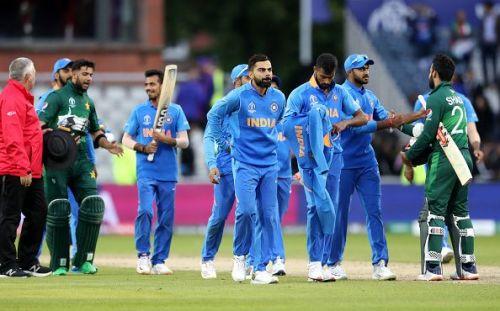 वर्ल्ड कप में पाकिस्तान के खिलाफ भारत की एक और जीत
