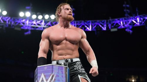 'The Best Kept Secret' is still waiting for his first match on SmackDown.