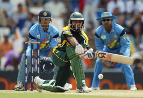 Saeed Anwar held the record score of 194 in One-day Internationals for 13 years.