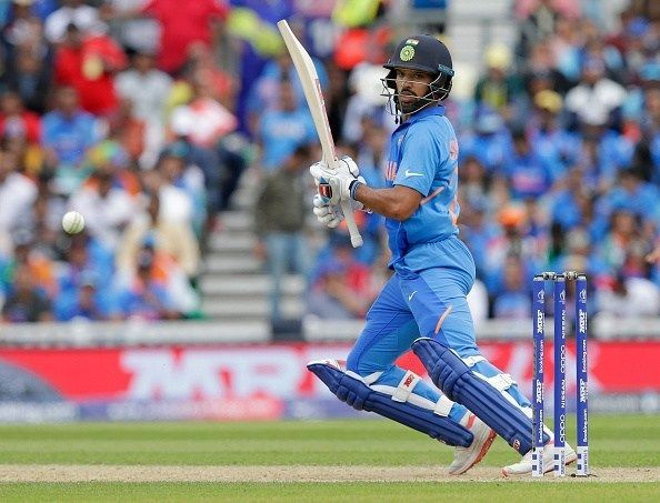 Indian opener Shikhar Dhawan has been officially ruled out for the entirety of the World Cup