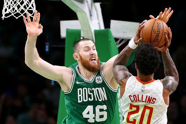 The Boston Celtics sent Aron Baynes to Pheonix in order to free up cap space
