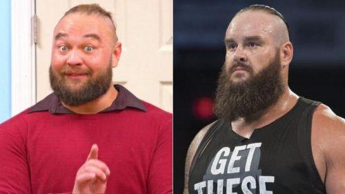 Bray Wyatt introduced Braun Strowman to WWE's main roster