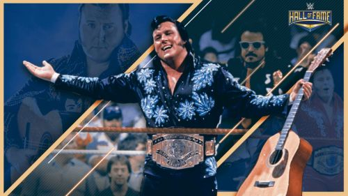 The Honky Tonk Man is a Hall of Fame member and an important piece of WWE history.