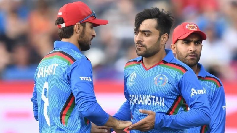 Rashid Khan will be key for Afghanistan.
