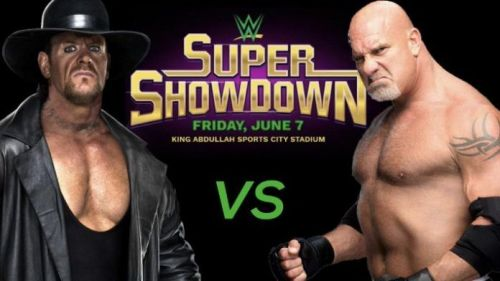 Will The Undertaker or Goldberg win the battle of the legends