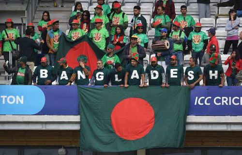 Bangladesh have registered victories against South Africa and West Indies in ICC Cricket World Cup 2019.