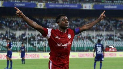 Bartholomew Ogbeche scored 12 goals in the lSL last season